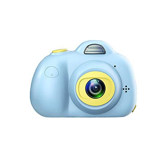 YLFGSLEP La cámara Digital de Dibujos Animados para niños, 18 Millones de cámaras Digitales de Doble Lente, Puede Tomar Fotos de una cámara de Juguete