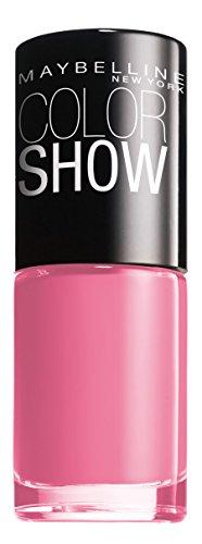Maybelline New York Color Show vernis séchage rapide, 262 Pink Boom – [Lot de 3]