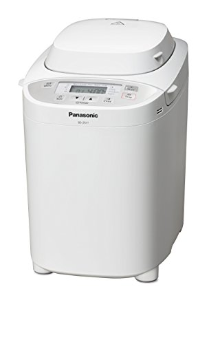 Panasonic SD-2511 WXE - Panificadora con dispensador (33 modos preprogramados), color blanco