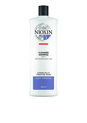 Nioxin System 5 Cleanser Shampoo,1000ml