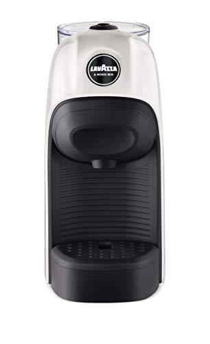 Lavazza 18000201 A Modo Tiny Coffee Capsules Machine, 1450 W, Capacity 0.75L, White
