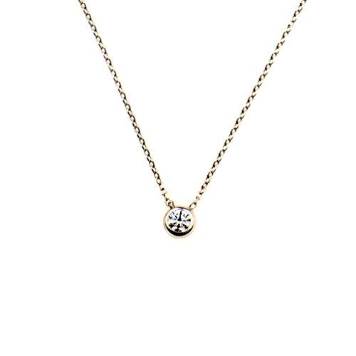 Kurshuni Halskette Glint klein Silber