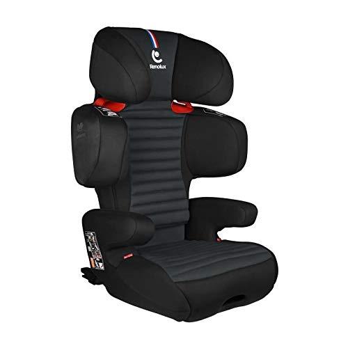 RENOLUX RENOFIX Gr 1/2/3 Isofix Liege Softness Autositz - Carbon