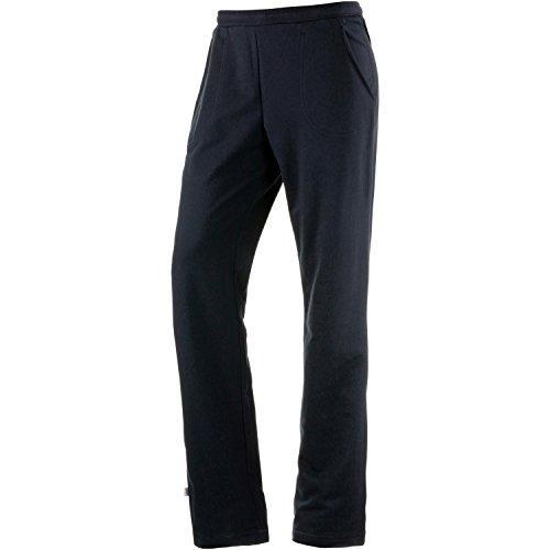Joy Sportswear Jogginghose Selena für Damen - 100% Baumwolle und weiches Stretch-Material | Bequeme Freizeithose mit Zwei Eingriffstaschen | Loose fit & gerades Bein Kurzgröße, 21, Night
