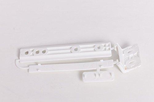 daniplus Türmontageset für Schlepptür passend für AEG Electrolux Kühlschrank 223034904, Privileg 07539240