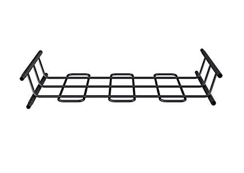 Thule Canyon Roof Mount Cargo Basket Extension XT, Black