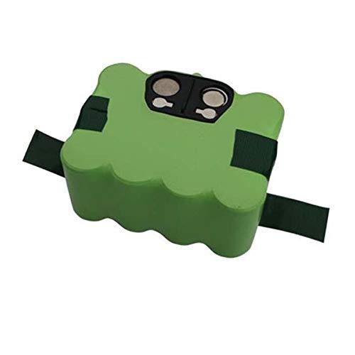 TOOGOO 14.4V Sc Ni-Mh Paquete De Baterias Recargables 3000Mah Robot De Barrido De Aspiradora Para Kv8 Xr210C R770