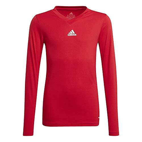 adidas Team Base Tee und T-Shirts für Kinder, Jungen, T-Shirts, GN5711, tmpwrd, 10 Años, 140
