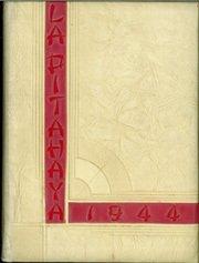(Custom Reprint) Yearbook: 1944 Martin High School - La Pitahaya Yearbook (Laredo, TX)