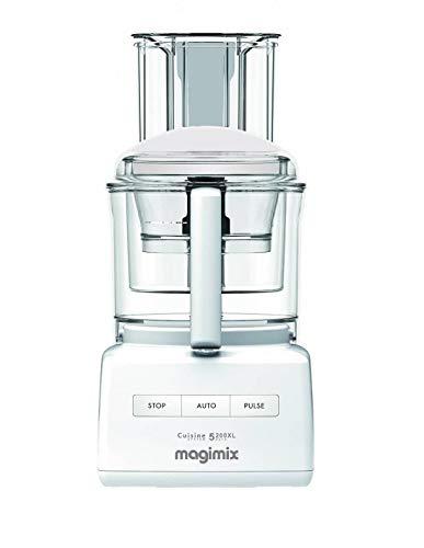 MAGIMIX Küchenroboter Compact 5200 Xl silber/weiß