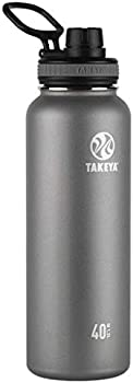 Takeya Originals 40 oz. Insulated Stainless Steel Water Bottle