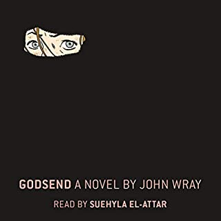 Godsend audiobook cover art