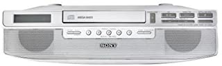 Sony ICF-CD523 Under-Cabinet CD Clock Radio (Discontinued by Manufacturer)