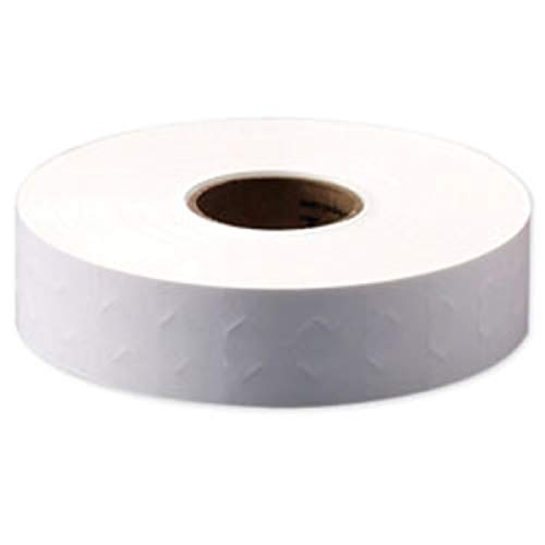 Office Depot General Purpose Adhesive Pricemarking Labels, White, 2500 Labels/Roll, 925PB0003