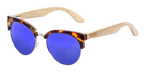 OCEAN Eye Gafas de Sol, Unisex Adulto, Marrn (Havana), 52