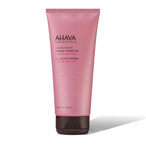 Ahava Deadsea Water Min. Shower Gel Cac. & Pink Pe 200ml