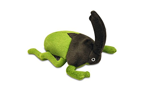 P.L.A.Y. (Pet Lifestyle And You) Bugging Out Toy Collection Ryan Le Rhino Beetle avec Jouet couineur