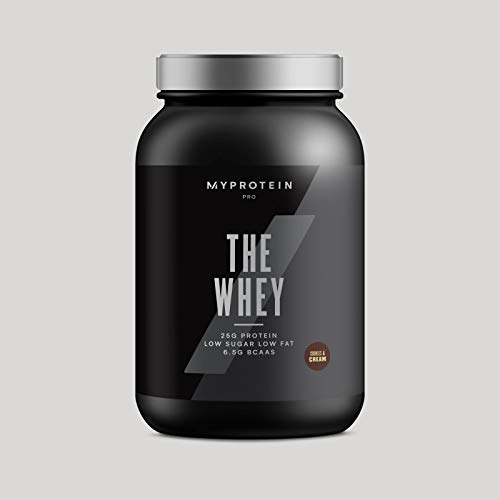 My Protein THEWHEY Supplement, Cookies and Cream, 900 g …
