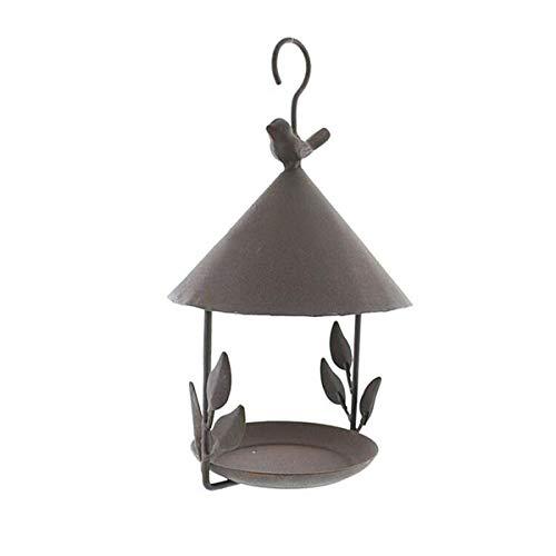 GLYP Feeder, Outdoor Bird Feeder, Suitable For Garden/courtyard/flower Stand/candle Holder/bird Feeder