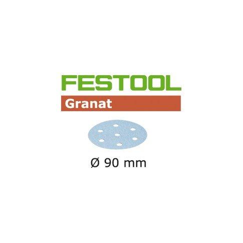 Festool schuurpapier Granaat K 120 voor RO 90 100 in doos