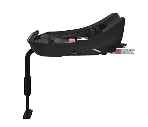 CYBEX Aton Base 2 Babyschale, Aton Base 2-fix, schwarz
