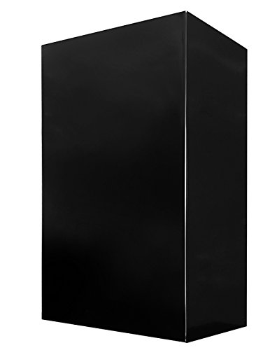 Mepamsa 133.0370.910 schoorsteenbestek, zwart
