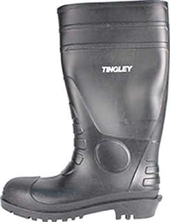 حذاء 31151 الاقتصادي SZ13 KNeed للزراعة، 38.1 سم، أسود من تينجلي