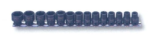 シグネット 3/8ドライブ 14PC インパクト ソケットセット 22196