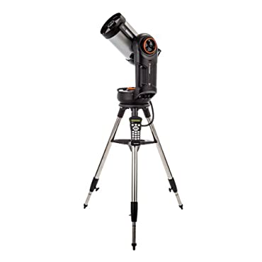 Celestron NexStar Evolution 6 Schmidt-Cassegrain Telescope with WiFi, Black 12090