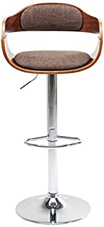 Kare Design Monaco Tabouret de Bar en Cuir avec Pieds en métal Marron 106 x 48 x 49 cm (B01MRHFAHU) | Amazon price tracker / tracking, Amazon price history charts, Amazon price watches, Amazon price drop alerts
