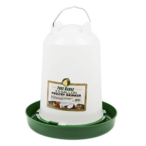 Harris Farms Hanging Poultry Drinker, 3.5 Gallon