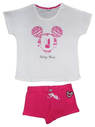 Disney - Pijama - para mujer Rosa rosa L