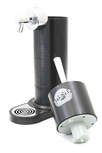 Minitirador de cerveza de Richard Bergendi Black Edition – Dispensador