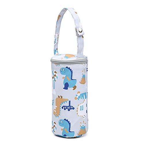 OhhGo Bolsa de aislamiento de botella de alimentación para bebés Bolsa térmica colgante para botella de bebé