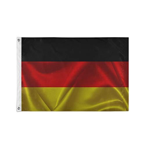 Deutschland Länderflagge repräsentiert die
