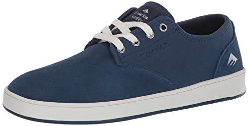 Emerica Men's The Romero Laced Skate Shoe, Blue, 7.5 Medium US