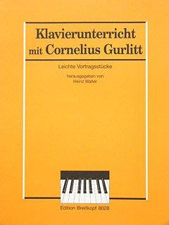 LEICHTE VORTRAGSSTUECKE - arrangiert für Klavier [Noten / Sheetmusic] Komponist: GURLITT CORNELIUS