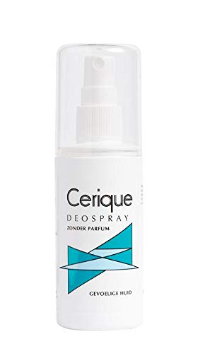Cerique Deodorant Verstuiver Ongeparfumeerd, 100ml