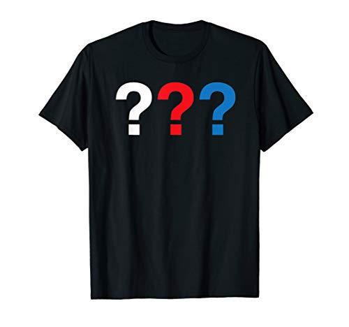 3 Detektive & Fragezeichen - Edition T-Shirt