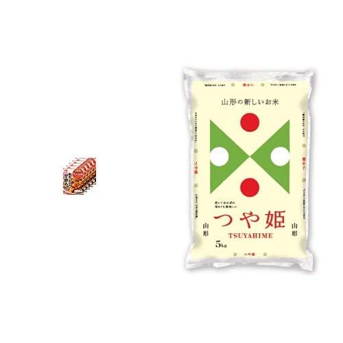 味の素 CookDo きょうの大皿 鶏肉と玉ねぎの甘酢あん用 100g×5個 +  【精米】山形県産 白米 つや姫 5kg 令和元年産