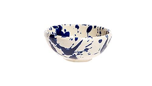Bowl Fuente mini 8 cm Pintura Cobalto