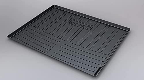 Coche Alfombrillas Para Maletero para Citroen C4 Picasso 2014-2019 (5seats), Impermeable Antislip Antisuciedad Liner Mat Protectora Alfombra