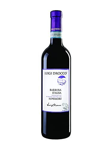 vino BARBERA D'ALBA SUPERIORE DOC rosso anno 2013 cantina Drocco