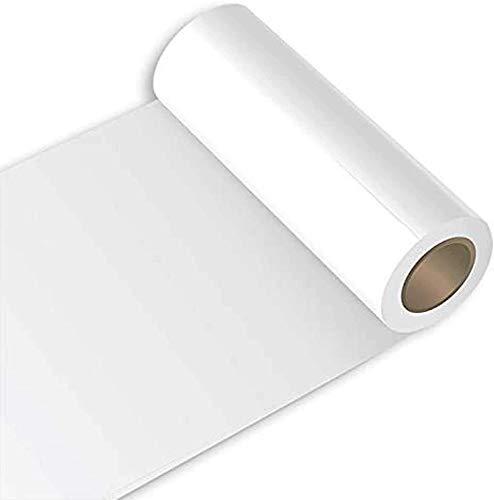 Orafol rouleau mat-your design rouleau de film adhésif décoratif pour armoires de cuisine et décoration 10 indigos) (laufmeter m x 63 cm, Blanc (10), 63 cm