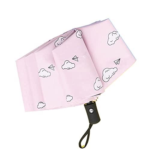 Regenschirm Ampelschirm Ampelschirm Wasserdicht Regenschirm Mini Regenschirm tragbar Sonnenschirm