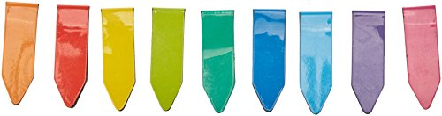 Fun-N-Nuf Magnetic Arrow Get to The Point Neon Bookmark, Pack of 20