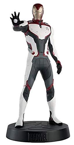 Marvel Movie Figura de Resina Collection Nº 105 Iron Man Team Suit (End Game) 13 cms