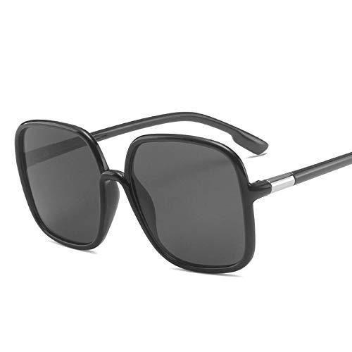 HPPSLT Polarisierte Sonnenbrille für Rahmen UV400 Schutz Sonnenbrillen, Netto rote Straße schießen Trend dünne Gesicht Sonnenbrille Mode Box Sonnenbrille-2