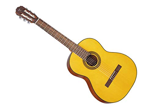 Takamine GC1LH NAT Guitarra acústica clásica, zurdos, natural, GC1LHNAT