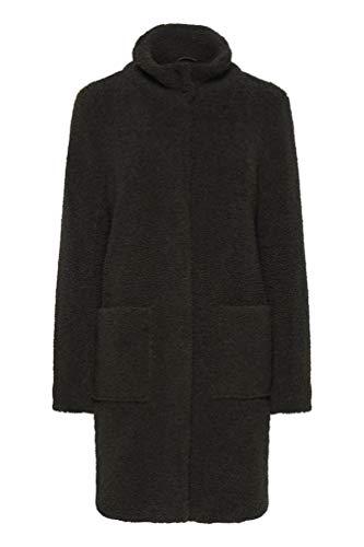 fransa - Damen Jacke mit Teddyfell, FRMETEDDY 1 Outerwear (20608425), Größe:XXL,...